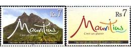 Ref. 236255 * MNH * - MAURITIUS. 2009. NEW TURISTIC LOGO . NUEVO LOGO TURISTICO - Mauritius (1968-...)
