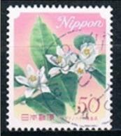 Japan 2010 - Flowers Of The Hometown Series 7 (50 Yen) - Usados