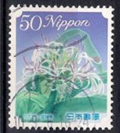 Japan 2010 - Flowers Of The Hometown Series 8 (50 Yen) - Usados