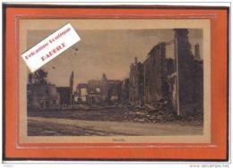 Carte Postale 54. Murville  Cachet Militaire  Allemand Trés Beau Plan - France