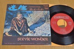 Stevie Wonder 45t Vinyle Superstition Japon - Soul - R&B
