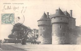 Guérande (44) - La Porte Principale - Guérande