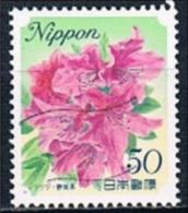 Japan 2011 - Flowers Of The Hometown Series 10 (50 Yen) - Usados