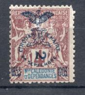 Nouvelle Calédonie N°82 Neuf Sans Gomme - Nuevos