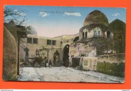ET/ 56  SYRIE DAMAS UNE RUE ANCIENNE  // écrite 1922 - Syrie