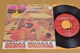 Stevie Wonder 45t Vinyle You Haven't Done Nothin'  Japon - Soul - R&B