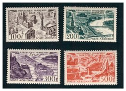 Série P A  N° 24 à 27  Neuf ** - 1927-1959 Ungebraucht