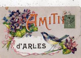 AMITIES D'ARLES - Arles