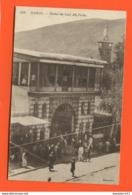 ET/ 56  SYRIE DAMAS  PORTAIL DU SOUK ALI PACHA // écrite 1922 - Syrie
