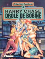 Harry Chase T 02 Drole De Bobine EO BE DARGAUD Collection Aventures 04/1980 Moliterni Fahrer (BI2) - Editions Originales (langue Française)