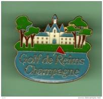 GOLF DE REIMS - CHAMPAGNE *** 1050 - Golf