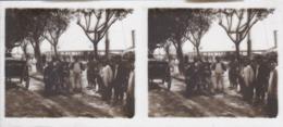 9 Plaques De Verre , C'etait Dans Le Papier Photographié  Ecrit SHANGAI ,superbe,CHINE - Plaques De Verre