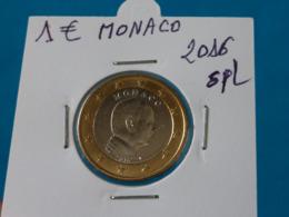 1 EURO MONACO 2016 Spl ( 2 Photos ) - Monaco