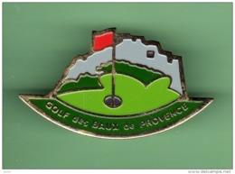 GOLF DES BAUX DE PROVENCE *** 1050 - Golf