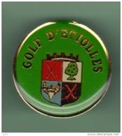 GOLF D'ETIOLLES *** 1050 - Golf