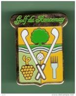 GOLF DU RONCEMAY *** 1050 - Golf