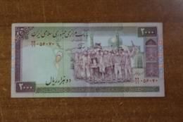 Iran 2000 Reais - Iran