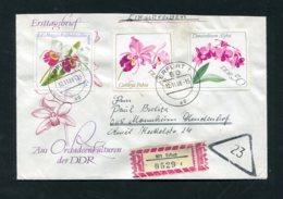 FDC DDR 1420-1423 Jahr: 1968 - FDC: Briefe