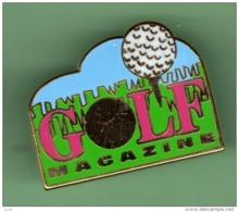 GOLF MAGAZINE *** Signe COINDEROUX-CORNER *** 1050 - Golf