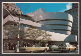 35613/ NEW YORK CITY, Solomon R. Guggenheim Museum - Musées