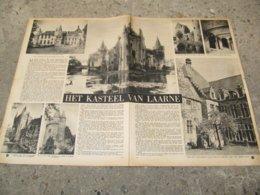 Laarne - Pagina's Uit Zondagsvriend 1948 - Laarne