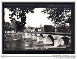 18 SAINT  FLORENT Sur  CHER    Le Pont Sur Le Cher - Saint-Florent-sur-Cher