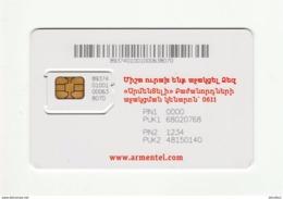 ARMENIA Armentel GSM SIM MINT - Armenia