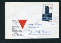 FDC DDR Minr: 2735 Jahr: 1982 Normal Gelaufen - Storia Postale