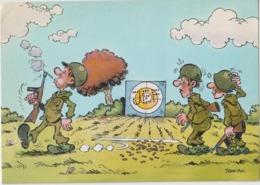 Illustrateur :  Jean  POL :   ,  Soldat ,    Tir ! - Illustratoren & Fotografen