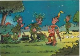 Illustrateur :  Jean  POL :   ,  Soldat ,    Indien ! - Illustratoren & Fotografen