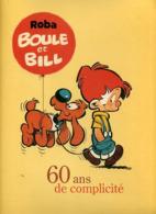 Dossier De Presse - Roba - Boule Et Bill : 60 Ans De Complicité - Presseunterlagen