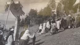 D168077  Csiksomlyó- Búcsú Részlet -  The Pilgrimage -Erdély  Hungary -Romania  -Andory Aladics Zoltán Felv. Ca 1940 - Roemenië
