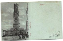 Bruges - Les Halles - Brugge