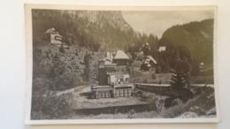 D168079  Gyilkos-tó  - MARK Villa  -Erdély  Hungary -Romania  -MFI (Magyar Filmiroda) Ca 1940 RPPC - Rumania