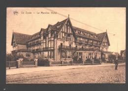 Knokke / Le Zoute - Le Memlinc Hotel - Knokke