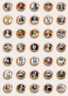 70 X Joanne Woodward Movie Film Fan ART BADGE BUTTON PIN SET (1inch/25mm Diameter) - Cinéma