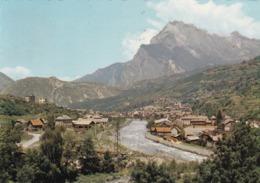 73 Saint Michel De Maurienne, Vue Générale, La Vallée De L'Arc Et Le Perron Des Encombres - Albertville