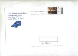 Lettre Flamme Chiffre Sous Code Symbole Inegalité Sur Timbre En Ligne Pyramide - Marcophilie (Lettres)