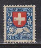 SWITZERLAND  Scott # B40 Used - Semi-postal - Used Stamps