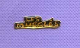 Rare Pins Les Muscles J456 - Autres