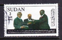 SUDÁN, USED STAMP, OBLITERÉ, SELLO USADO. - Niger (1960-...)