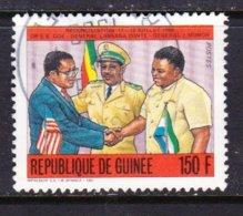 GUINEA, USED STAMP, OBLITERÉ, SELLO USADO. - Guinea (1958-...)