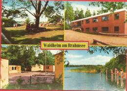 Brahmsee, Evangelisches Jugendheim Waldheim Am Brahmsee - Deutschland