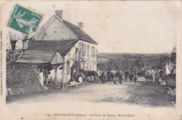 [23] Creuse >Fourneaux Le Haut Du Bourg Maréchal Ferrant Maréchalerie - France