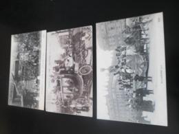 LOT DE 140 CPA / TOUS THEMES ET VILLES / QUELQUES CPA PHOTOS + FANTAISIES - 100 - 499 Cartoline