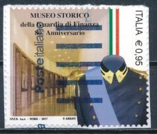 °°° ITALIA 2017 - MUSEO STORICO DELLA GUARDIA DI FINANZA °°° - 2011-...: Usati