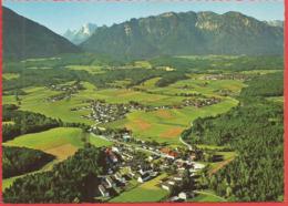 Marzoll, Bad Reichenhall, Mit Watzmann Und Lattengebbirge, Schwarzbach, Weissbach, Türk - Bad Reichenhall