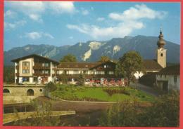 Marzoll, Bad Reichenhall, Schloßberghof, Restaurant, Cafè, Hotel - Bad Reichenhall