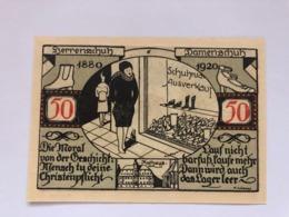 Allemagne Notgeld  Weissenfels 50 Pfennig - Verzamelingen