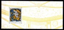 France Frankrijk Francia 2009 R MNH Souvenir Sheet Architecture Monuments Denkmäler Cathedral Saint-Cécile Albi Angel - Churches & Cathedrals